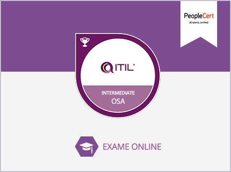 Exame-Online-ITIL-Intermediate-CAPABILITY-OSA
