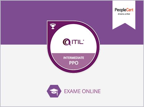Exame-Online-ITIL-Intermediate-CAPABILITY-PPO