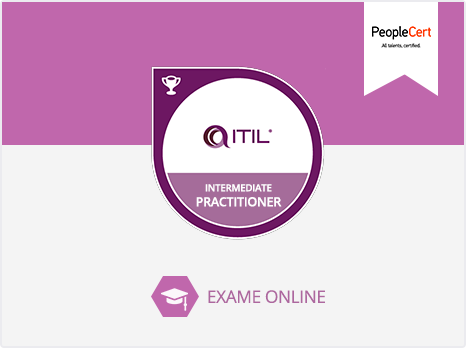 Exame-Online-ITIL-Intermediate-CAPABILITY-PRACTITIONER