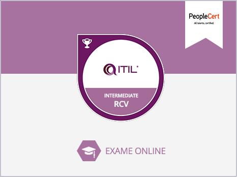 Exame-Online-ITIL-Intermediate-CAPABILITY-RCV