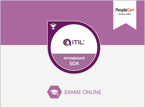Exame-Online-ITIL-Intermediate-CAPABILITY-SOA